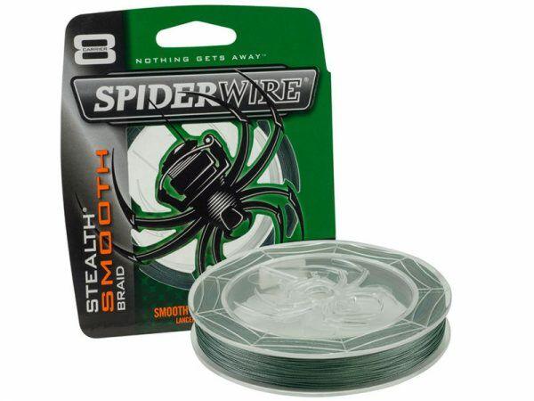 Spiderwire Smooth 8  150m. groen