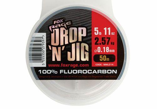 Drop 'n' Jig 50m.