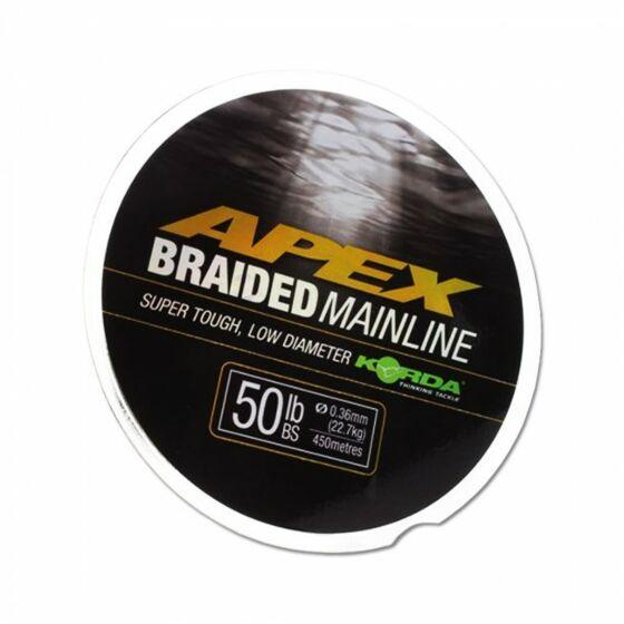 Apex Braided Mainline 50lb 450m