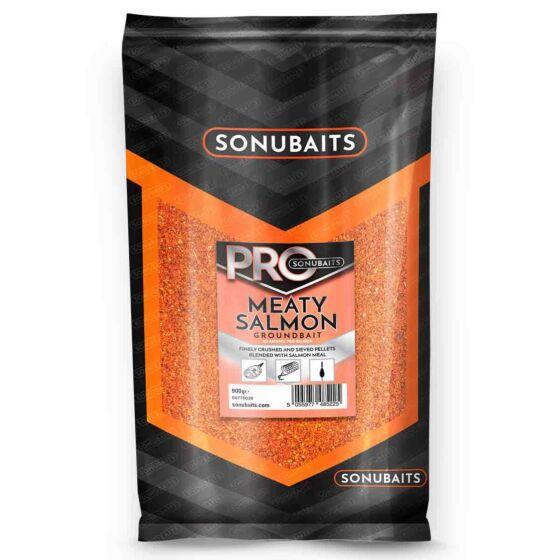 Sonu Pro Groundbait Meaty Salmon (1kg)